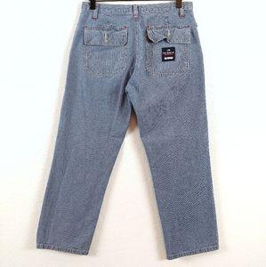 Polo Jeans Co. Ralph Lauren 90s Pin Striped Pants